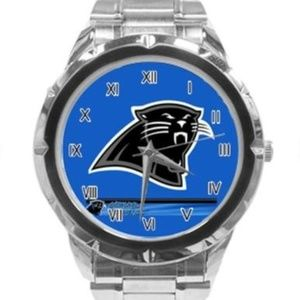 Other - NFL Carolina Panthers Watch Stainless Steel